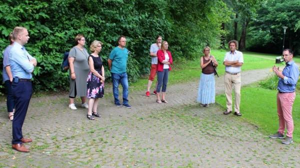 SPD Kreistagsfraktion Northeim Sommerreise 2020 12 08 2020 25